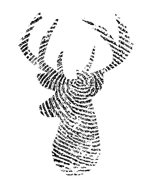 Deer Fingerprint