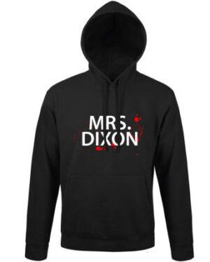 Mikina pánská černá MRS Dixon