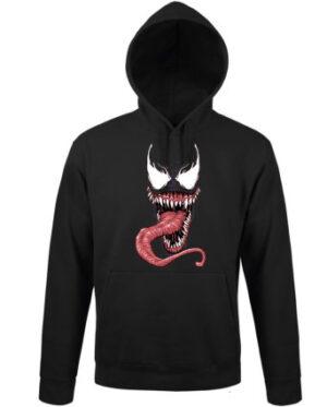 Mikina pánská černá Venom