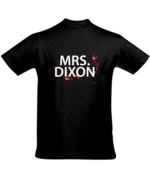 Tričko pánské černé MRS Dixon